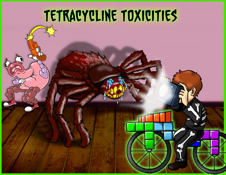 Tetracycline Toxicities