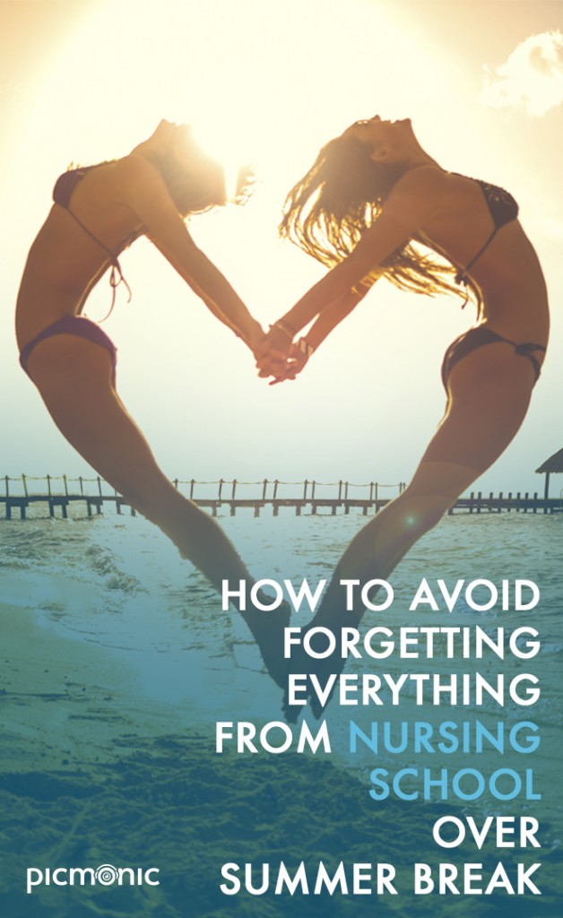 How to Avoid Forgetting Everything Over Summer