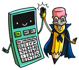 No calculator for NCLEX