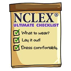 NCLEX checklist