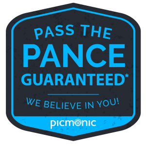 PANCE Guarantee Badge