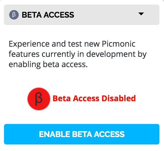 beta-access image