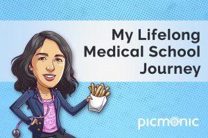 my lifelong medical school journey