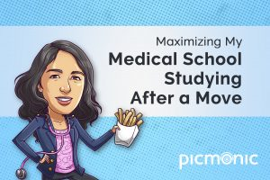 Maximizing My Medical School Studying After a Move