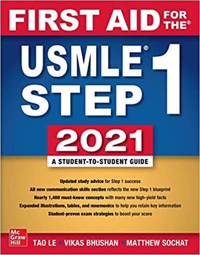 First Aid for the USMLE Step 1 (2021)