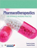 Pharmacotherapeutics for Advanced Nursing Practice, 1st. Ed., Demler & Rhoads, 2018