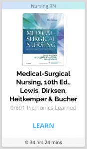 Medical-Surgical Nursing, 10th Ed., Lewis, Dirksen, Heitkemper & Bucher