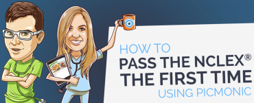 How to Pass the NCLEX® the First Time with Picmonic