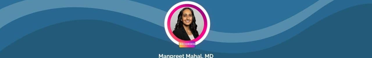 """Manpreet """"Preety"""" Mahal, MD, discussed the med school study tools available to take studying and board exam prep to the next level."""