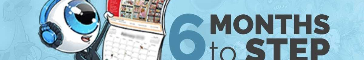 Download Picmonic's 6 Months to Step Workbook and earn your dream step score.